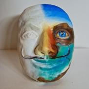 Mask (Salvador Dali inspired) Maria