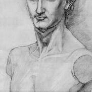 Roman Bust, (Caligula) Ruslan, 2012