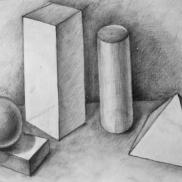 Basic Shapes Still Life