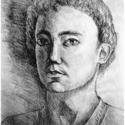 Self-Portrait, Ruslan, 2012