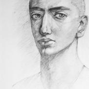 Self-Portrait, Arjang, 2013