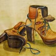 Shoes, Still Life